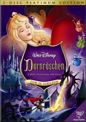 Dornröschen - Walt Disney Zeichentrickfilme