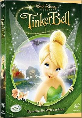 Tinkerbell - Walt Disney Zeichentrickfilme