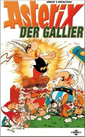 Asterix Zeichentrickfilme